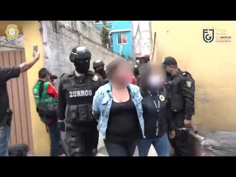 SSC y FGJ-CDMX aseguraron varias dosis de narcóticos y detienen a 9 personas en Iztapalapa