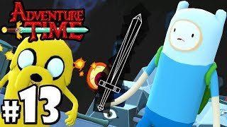 Adventure Time: Finn & Jake's Epic Quest Land of the Dead 4D Sword Episode 13 Gameplay Walkthrough