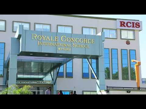 Royal concorde international school Mysore