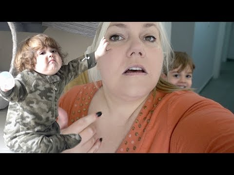 MOMMY AND HOUSEWIFE - REAL LIFE DAY IN THE LIFE