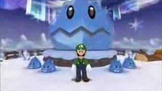 Luigi does the Numa Numa