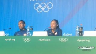 Gold Medalist Allyson Felix On Adversity, Challenges