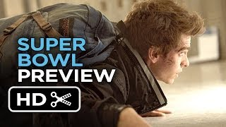 The Amazing Spider-Man 2 Official Super Bowl Preview (2014) - Andrew Garfield Movie HD