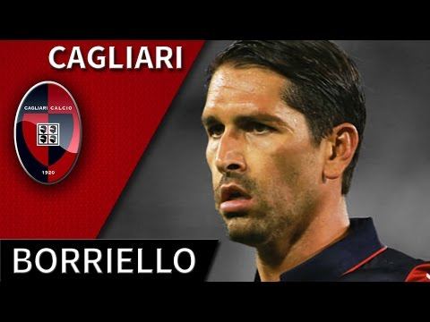 Marco Borriello • Cagliari • Best Skills, Passes & Goals • HD 720p