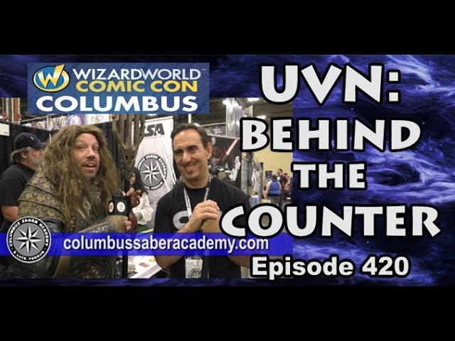 UVN: Behind the Counter 420