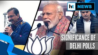 Delhi Election 2020: What is at stake for AAP, BJP & Congress