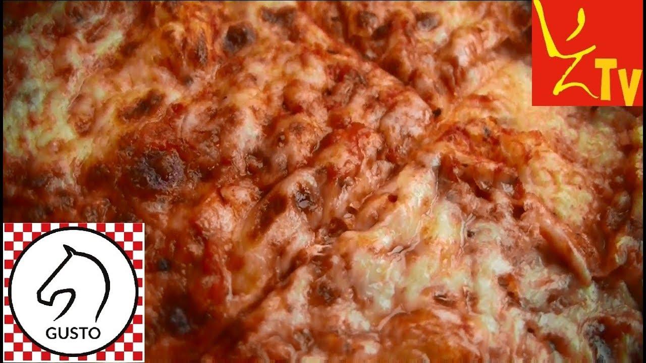 Beznadziejna pizza z DOMINIUM PIZZA TEST