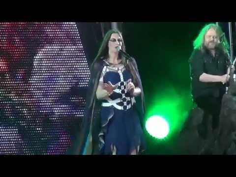 Nightwish Live - Élan, Joensuu 6.6.2015.
