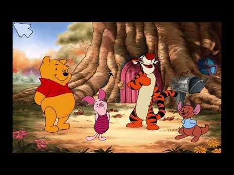 Disney's Winnie the Pooh Toddler: Part 5 - Tigger's Game (Gameplay/Walkthrough)  