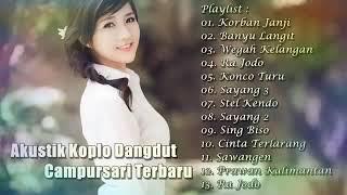 Single Terbaru -  Full Kumpulan Lagu Jawa Akustik Koplo Dangdut