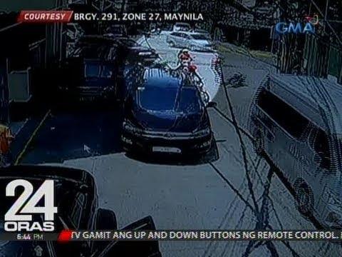 24 Oras: Liaison officer ng brokerage company, patay sa pamamaril ng mga de-motorsiklong suspek