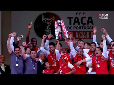 FC Porto 2-2 SC Braga (2-4 ap. g.p.)
