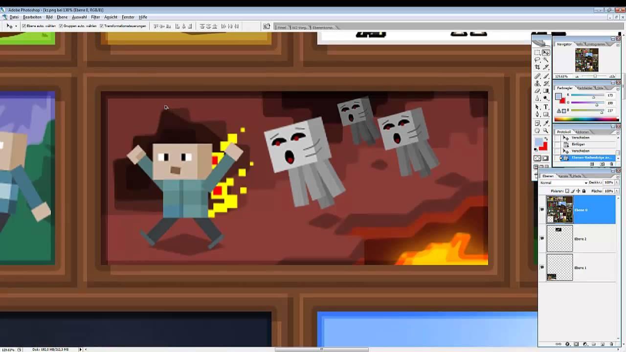 Minecraft tutorial bilder gem lde ndern 1 5 2 1 4 7 youtube - Minecraft bilder ...
