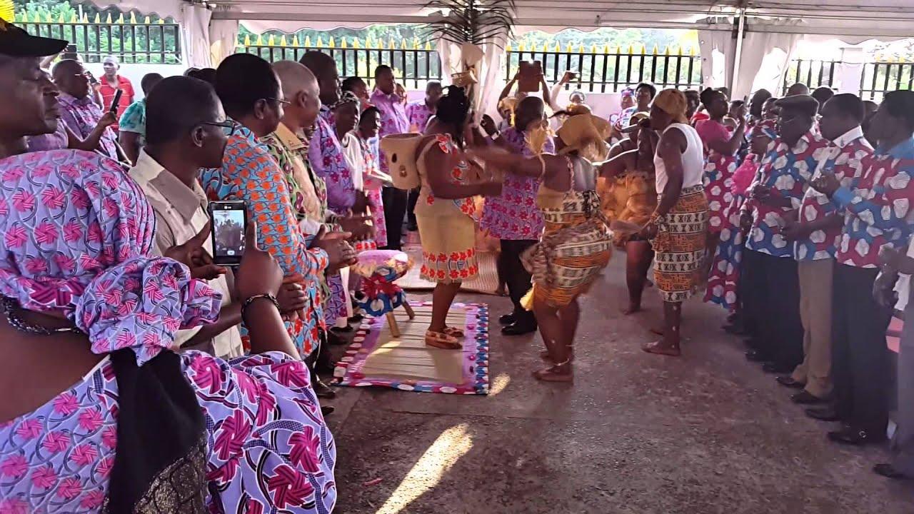 Decoration Mariage Traditionnel Au Gabon