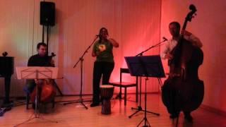 Molebogeng Keamogetswe - Oxgam (singing Miriam Makeba) 2013 11 23