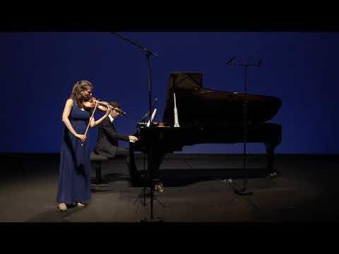 MASSENET - Thaïs - Méditation (Charlotte Vergnes, Pierre Cavion)
