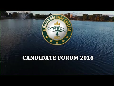 2016 Candidate Forums - Aug 11th 2016