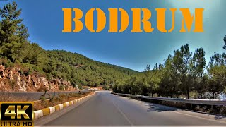 Driving to Bodrum,Turkey-2019 Turkey Travel Guide