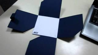 Конструкция буклета ACC(Пробный образец буклета. Пример складывания и раскладывания., 2012-01-20T12:22:41.000Z)