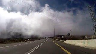 أبها - طريق السودة - 20 فبراير 2016