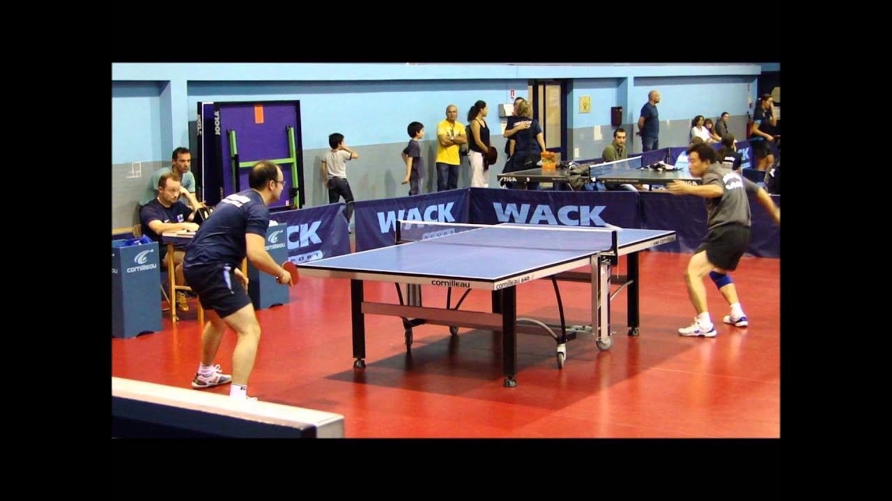 Wack Sport Tennis De Table N3 Charenton Tt 1 Argentan 4 Tennis De Table