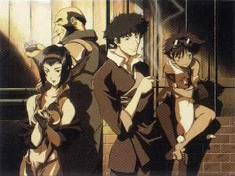 Cowboy Bebop - ELM [Arranged for Flute and Piano]