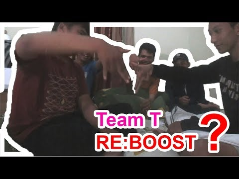 Team T kena efek Reboost?