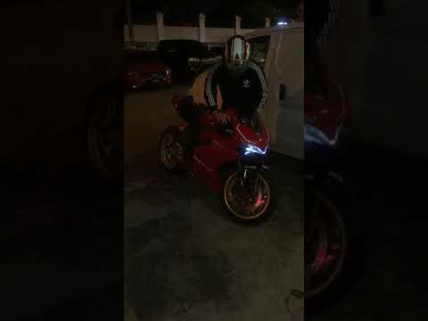 Panigale 1199 sc project sound malaysia