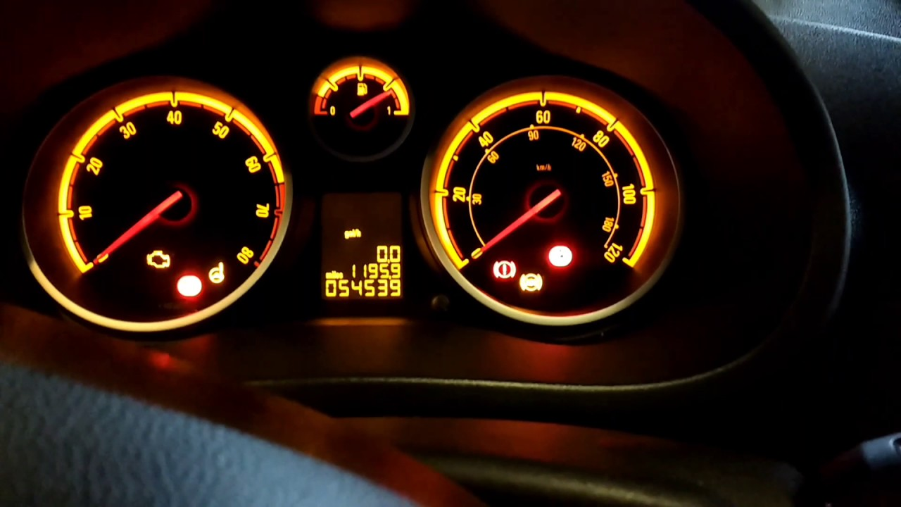 Vauxhall Corsa 2013 Eps Power Steering Not Working Youtube B Fuse Box