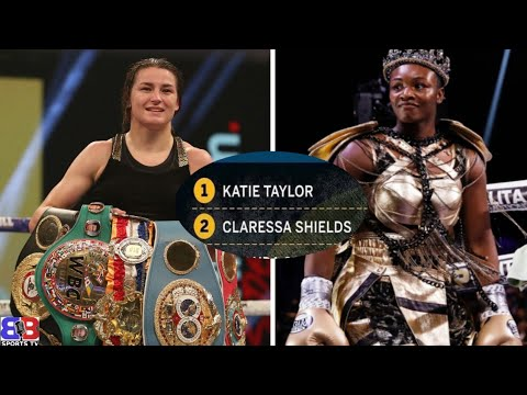 """H0RRlBLE: 😳 """"ESPN"""" DlSRESPECTS CLARESSA SHIELDS SAYS KATIE TAYLOR IS NO DOUBT A BETTER FIGHTER !  """