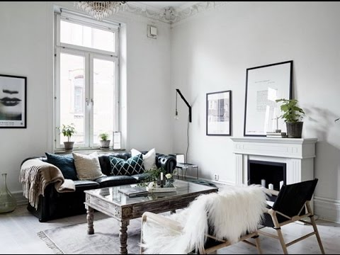 Simple Designs and Ideas for Nordic Style Decoration