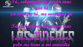 Wisin y Yandel - No te detengas letra (lyrics)