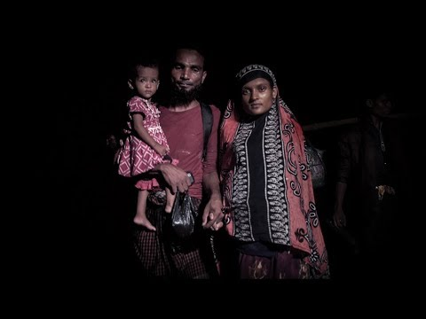 After Myanmar: Four Days With a Rohingya Refugee Family