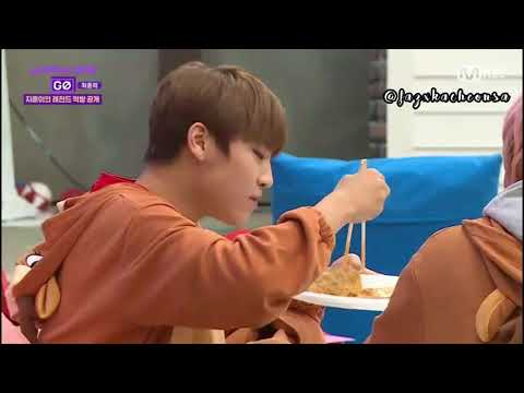 [ENGSUB] Wanna One Go Season 2 Ep 8: Jihoon's Mukbang