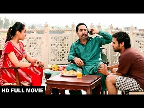Binnu Dhillon & Jaswinder Bhalla Latest Movie 2019|Hindi /Punjabi Movie 2018| Cut Piece Ewall.pk