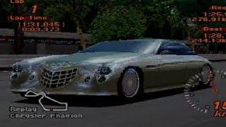 Gran Turismo 2 - Chrysler Phaeton REVIEW