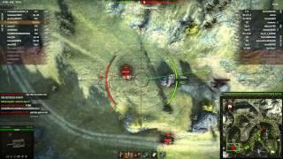 World Of Tanks: M53/55 Ap Only 4,173 Damage