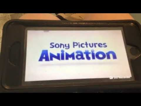 Sony pictures animation logo history 2x fast 3