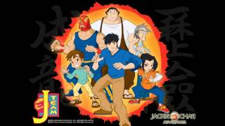 Jackie Chan Adventures - ending theme song - 10 minute version