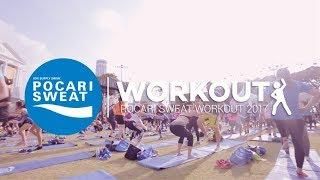 Video POCARI SWEAT Workout 2017 [FULL] download MP3, 3GP, MP4, WEBM, AVI, FLV Agustus 2018