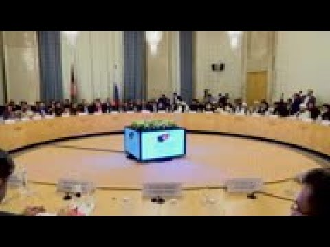 Taliban and prominent Afghan figures finish talks Mp3