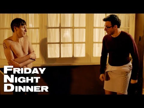 The Half-Naked Brothers   Friday Night Dinner