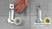 Whirlpool/Kenmore Electric Dryer Replace Idler Pulley ... on