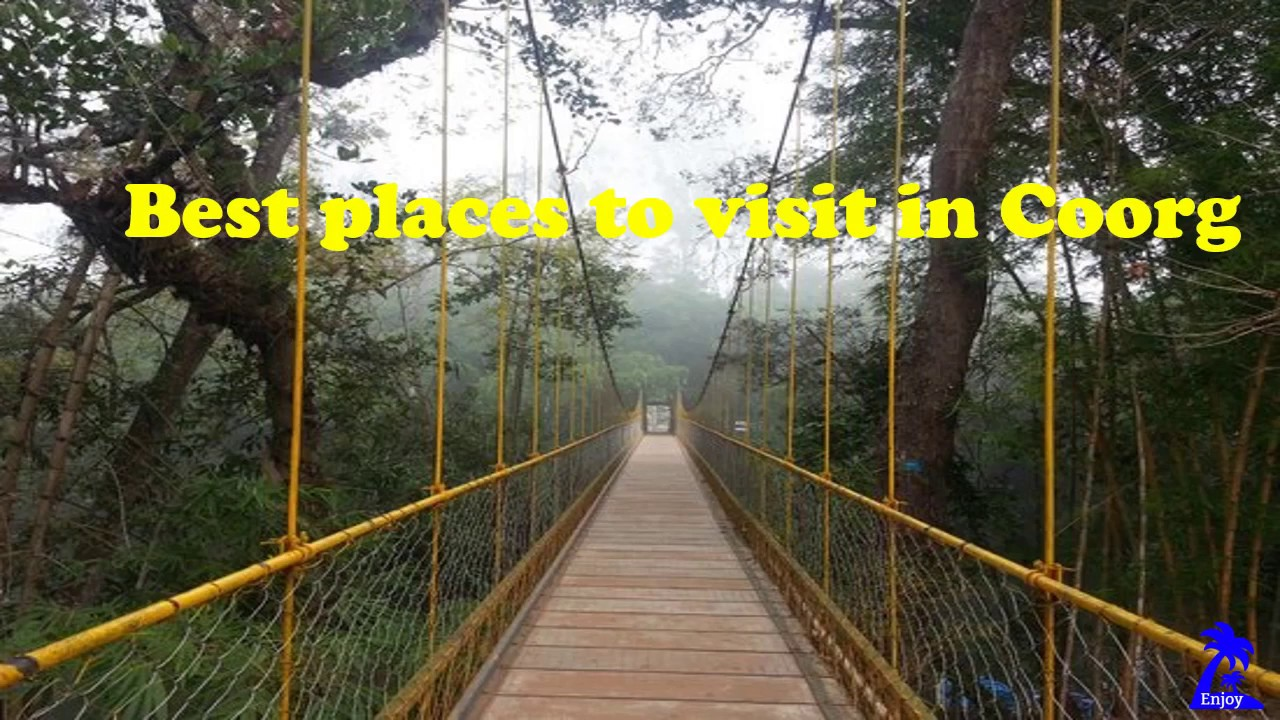 COORG TOURIST PLACES EPUB