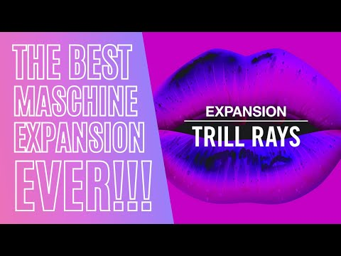 Maschine | Making a beat with Trill Rays | Previewing All Groups