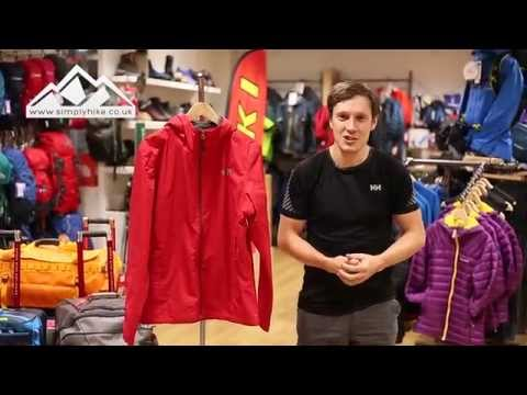 e33539dcb The North Face Quest Jacket TNF Red - www.simplyhike.co.uk - YouTube