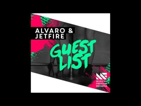 Alvaro & Jetfire - Guest List (A`noud Festival Trap Remix)