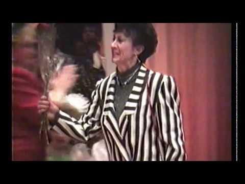 1991 10 лет Аленькому цветочку Дворец культуры химиков