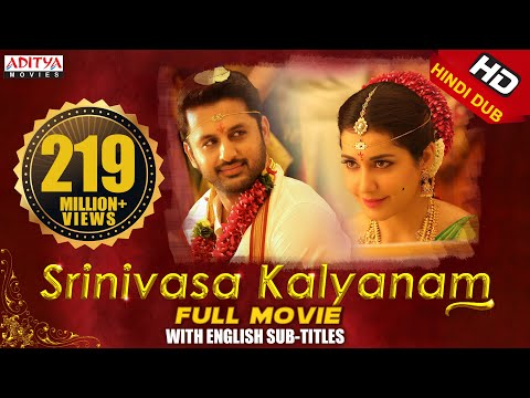 srinivasa-kalyanam-new-released-full-hindi-dubbed-movie-|-nithiin,-rashi-khanna,-nandita-swetha