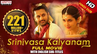 Srinivasa Kalyanam New Released Full Hindi Dubbed Movie | Nithiin, Rashi khanna, Nandita swetha